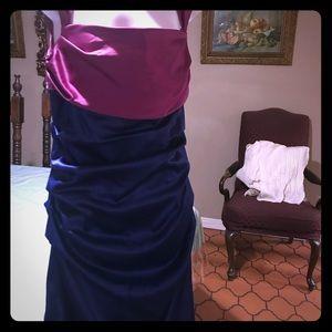 Suzi Chin for Maggie Boutique dress
